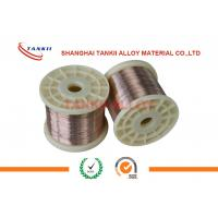 Buy cheap CuNi6 Resistance Heating Wire For Electrical Heating Mats/Snow Melting Cable from wholesalers