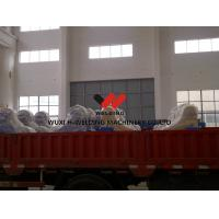 China Tank / Pipe Circular Cylinder Welding Rotator  Loading 60Ton With Moving Base roller For Metal  Welding on sale