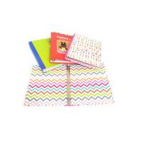 "Buy cheap 1"" Round Ring Binder with stylish printing pattern for paper and report holding from wholesalers"