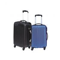 Wholesale 28 Inches ODM 210D Hard Case 4 Wheel Suitcase from china suppliers