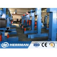 Buy cheap Flat Copper Wire Cable Rewinding Machine PN800~PN1600 Pay - Off Bobbin Size from wholesalers