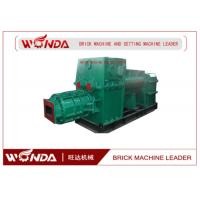 Wholesale Red Clay Soil Cement Brick Making Machine Vacuum Extruder High Manganese Steel from china suppliers