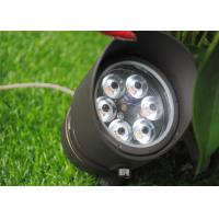 Buy cheap IP 66 LED Landscape Spotlight 15 Watt 6 Nichia LED Chip Die Cast Solid Brass from wholesalers