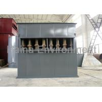 290 Type High Effiency Multi Cyclone Separator , Multi Dust Cyclone Collector