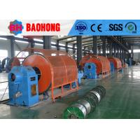 Buy cheap Rigid Wire Cable Stranding Machine , High Speed Steel Twisting Machine from wholesalers
