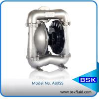 Buy cheap Stainless Steel Membrane Diaphragm Dosing Pump 8.3 Bar Non Leakage from wholesalers