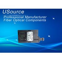 Buy cheap 1X9 Optical module Transceiver Wavelength 1490nm / 1550nm  Single Fiber Transceiver from wholesalers