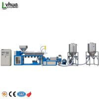 Buy cheap High Capacity Plastic Recycling Line Customized Color Pvc Recycling Machine from wholesalers