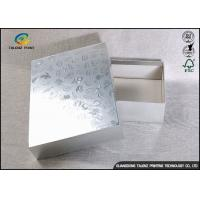 Buy cheap Folding Herbal Cardboard Packing Boxes , Mask Product Cosmetic Gift Box from wholesalers