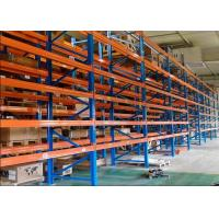 Buy cheap High Rise Industrial Pallet Racks Heavy Duty Racking System Powder Coating from wholesalers
