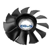 Buy cheap 504024647 7057124 Truck Engine Cooling Clutch Fan from wholesalers