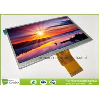 """Buy cheap 7.0"""" RGB Interface Lcd Display 800 X 480 , Wide View High Brightness LCD Module from wholesalers"""