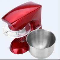 Buy cheap Spray Red 600w Planetary Food Mixer for Home Appliance Food Mixers from wholesalers
