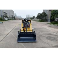 Buy cheap Tree Shear Snow Plough 25HP Mini Skid Steer Loader For Side Dumping from wholesalers