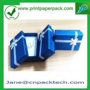 China OEM Rigid Cardboard Set-Up Box Jewelry Box Watch Box  Necklace Box Bracelet Box Paper Gift Box on sale