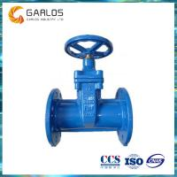 Ductile iron DIN3352 F5 300lbs gate valve Manufactures