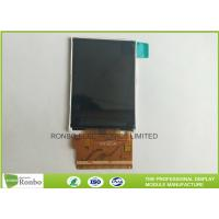 Buy cheap 37 Pins 2.4'' IPS Small LCD Display QVGA 240x320 MCU 8 / 16 Bit Interface IC from wholesalers