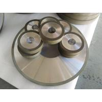 Wholesale PCD Resin Bonded Diamond Grinding Wheels For Edge Grinding Machine High Precision from china suppliers