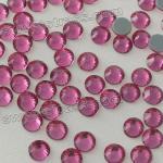 Buy cheap Garment Clothing Accessories Women Fashion Trim Shimmer Studs Gemstones Crystal Flat Back Hot Fix Rhinestone MC from wholesalers