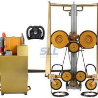 Buy cheap SSJ-A1 Hydraulic Diamond Wire Saw Machine Concrete Cutting 9m Rope Length from wholesalers