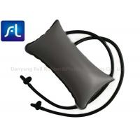 Buy cheap Double Tubes Gray PVC Bladder , Sphygmomanometer Bladder With Valves / Knee from wholesalers