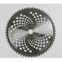 Buy cheap 10 Tungsten Carbide Tipped Circular Saw Blade For Brush Cutter Strimmer from wholesalers