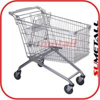 China Shopping trolleys and Shopping carts manufacturer from China on sale