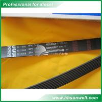 Buy cheap Dongfeng Cummins Engine spare parts V-ribbed belt 3911568 8PK1435 from wholesalers