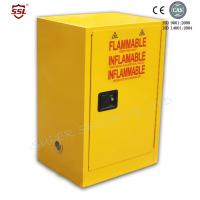 Buy cheap Lockable Safety Solvent / Fuel Flammable Storage Cabinet for Class 3 Liquids product