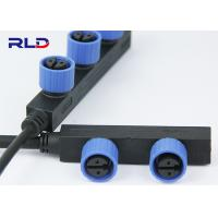 Buy cheap Wire Seal Outdoor Inline Cable Connector , Cable Plug Connector For Led Street Lamp from wholesalers