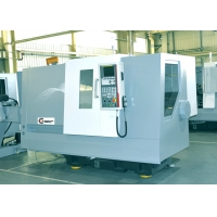 Buy cheap 4000 * 2000 Rpm Heavy Duty Dual Turrets Cnc Turning Machine from wholesalers