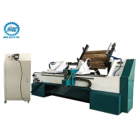 Buy cheap CNC Wood Turning Lathe Machine with Full Automatic Feeding System for sale from wholesalers