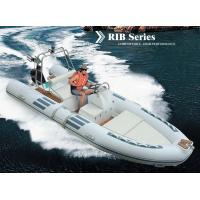Buy cheap OEM Funny Lightweight Inflatable Boat 8 Man Inflatable Boats RIB480D from wholesalers