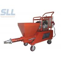 Buy cheap spray gun of mortar plastering machine is convenient and easy to use Total Power 7.5kw from wholesalers