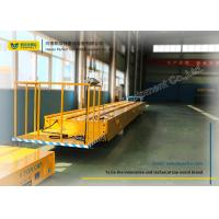 Buy cheap Heavy Cargo Material Transfer Cart Four Wheel Transfer Wagon Customized Color from wholesalers