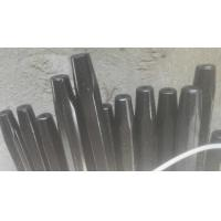 Buy cheap H25 159mm high quality tapered rock drill steel rod and mining tapered hex drill rod from wholesalers