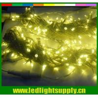 Buy cheap home christmas decoration AC powered led fairy string lights from wholesalers