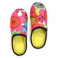 Buy cheap Anti-skid neoprene lightweight relaxed travelling slippers shoes cover for woman, girls from wholesalers