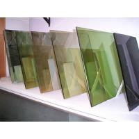 Buy cheap Thick Heat Reflective Coated Glass Laminated For Building , Clear / Sapphire 2250x3300mm from wholesalers