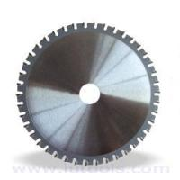 Buy cheap T. C. T Saw Blades for Cutting Steel Tube, Mild Steel, Copper Tube etc. (BS-008) from wholesalers