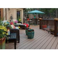 Wholesale Anti-Mould PVC Composite Wood Decking Flooring Cafe PVC Decking Flooring from china suppliers