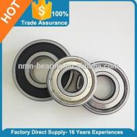 Buy cheap EMQ quality Ball Bearing | Deep Groove Ball Bearing 6200, 6201, 6202, 6203, 6204, 6205, 6206, 6207 ZZ / RS from wholesalers