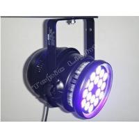 Buy cheap 4 In 1 RGBW Stage Par Lights 180W , LED Disco / DJ Lighting from wholesalers