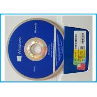 Buy cheap Original Genuine Windows 8.1 Pro Retail Box DVD + Key Sticker Activated Online from wholesalers