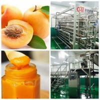 Buy cheap Peach \ Apricot \ Glass Bottle Beverage Production Line Per Hour from wholesalers