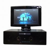 Buy cheap Touchscreen All-in-one Karaoke Machine with High-definition Output adn DVD Drive from wholesalers