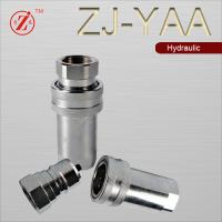 Buy cheap pressure hydraulic fittings stem and female quick fast coupler from wholesalers