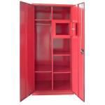 Buy cheap Full Height Swing Door Metal Combination Storage Cupboard from wholesalers