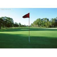 Buy cheap Durable  13mm Tennis / Golf Artificial Grass Synthetic Turf UV Resistance from wholesalers