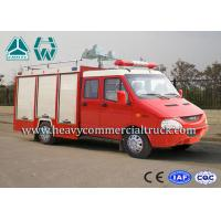 Buy cheap Oil Saving Iveco Rescue Fire Truck Man - Machine Communication from wholesalers